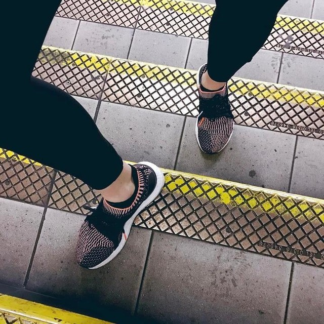Getting Tuesday off on the right foot - who's with me? #walktowork #traintuesday #pureboostx