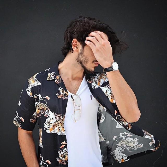 dannyaridi - Camicia Kirshma