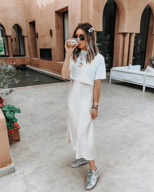 somewherelately - Benno T-Shirt Dress