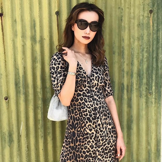 hitomiseto - Kota Leppo Dress