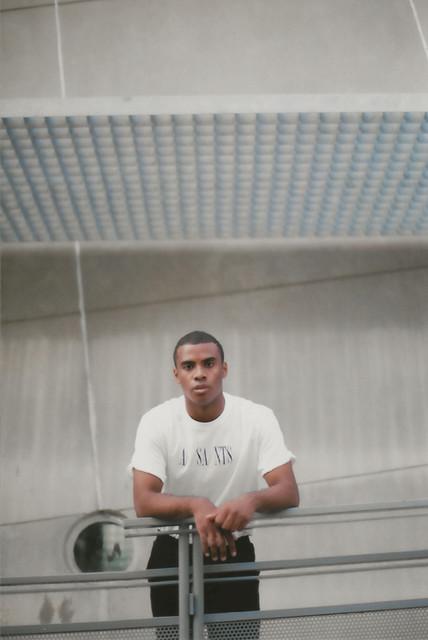 Jahmarr.Reid - Dash Crew T-Shirt