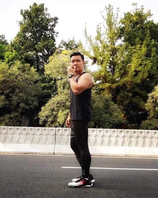 Have a great Sunday morning run! . . . #sundayvibes #sundaymorningrun #morningrun #reebokrunning #reebokindonesia #flexweave #ffrunningclub #ffrunningbuddies #fitnessfirstindonesia @fitnessfirst_id @reebokindonesia