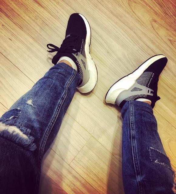 Чё по эквипмэнтам, бро?  #adidas #yesadidas #3stripesstyle #EQT #EQTsupport #newkicks