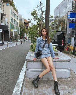 ALLSAINTS JAPAN - Veste en jean Hay