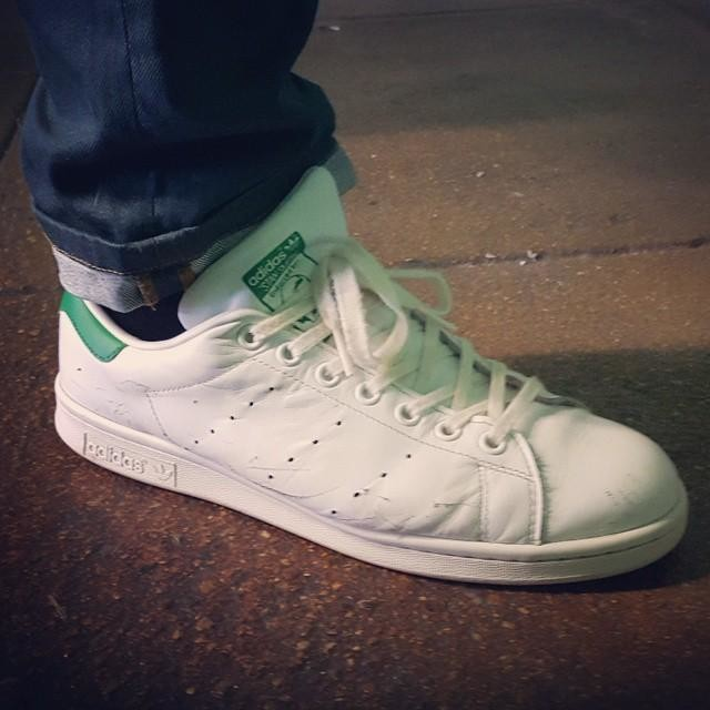 Adidas Stan Smith Mens On Feet