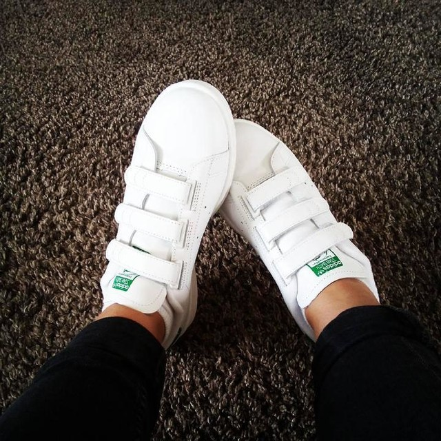 #stansmith #adidas #scratch #alaise #sneakers