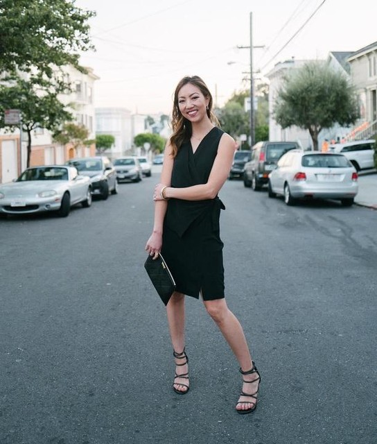 Christine Yun - Robe Anika