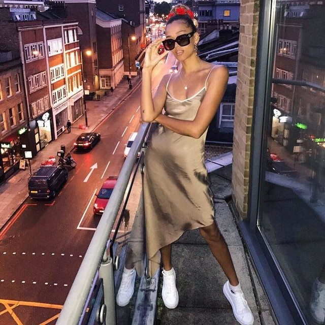 Savannah Blake - Leah Dress