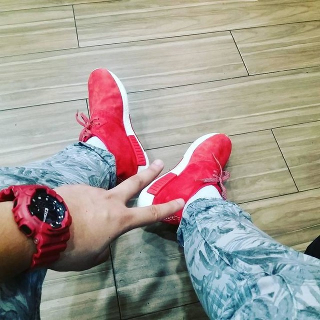 Wear'in Nmd👌🔥 #adidasoriginals #nmd #nmdchukka  #boost