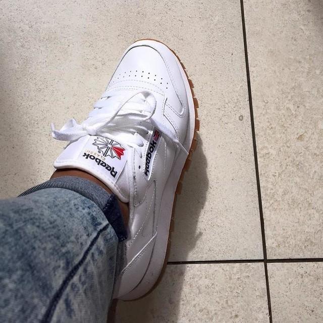 #fresh #kicks #reebokclassic