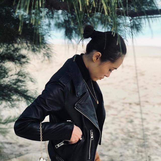 9annaimeow - Balfern Leather Biker Jacket