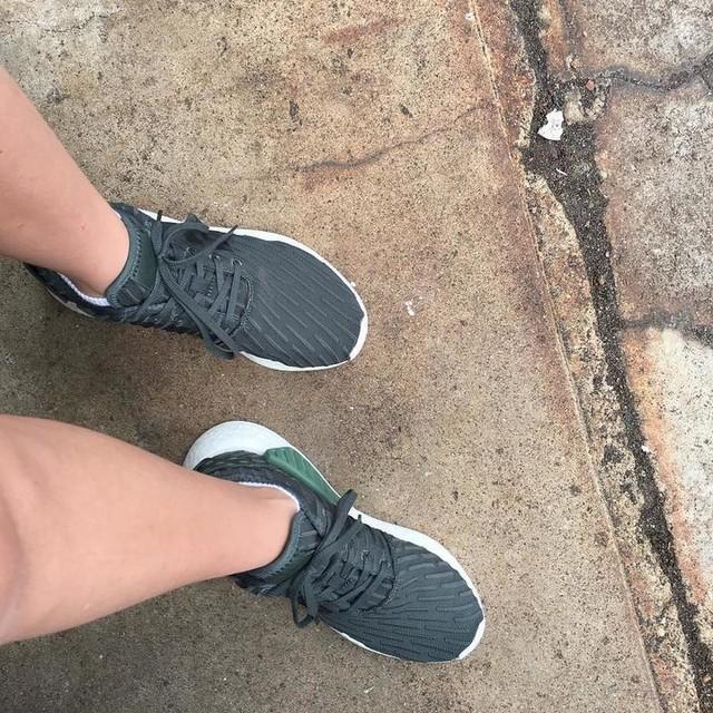 #newshoes👟 #ultraboost #adidas ❤️😜