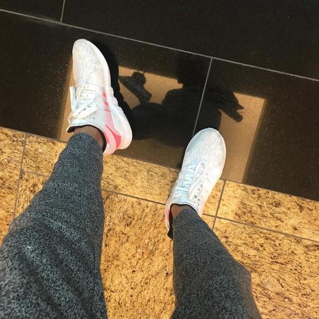 •• E Q T •• #trainers #sneakers #adidas #eqt #shoes #womensfashion #fashion #urban #sotd #photo #ootd
