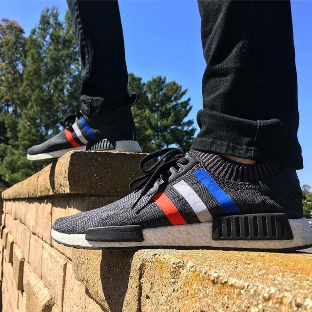 Tri Color PK NMD R1 #nmds #adidas #adidasboost #3stripestyle #nmd #nmdrunner #nmdr1 #nmdxr1 #adidasnmd #nmdvibes #boostvibes #boostheaven #boosthaven #nmdheaven #sneakermood #sneakersaddict #sneakerhead #nmdtalkworldwide #snkrhds