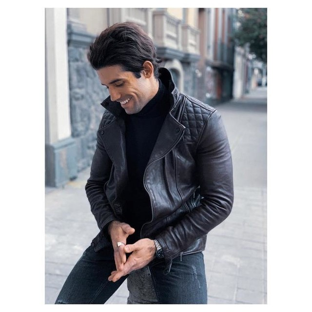 _antoniosotillo - Conroy Leather Biker Jacket