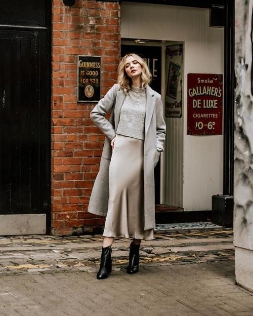 melissaelliott - Vestido con Suéter Tierny