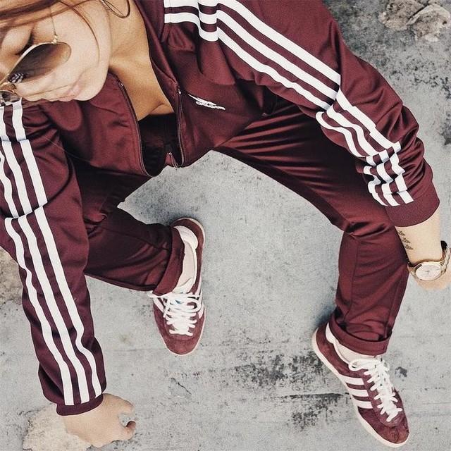 Gangsta Lean #beavision #adidasoriginals #adidas #burgundy #bgirl #breaklife #Manila #philippines #fashion #streetstyle #gazelle #funkroots