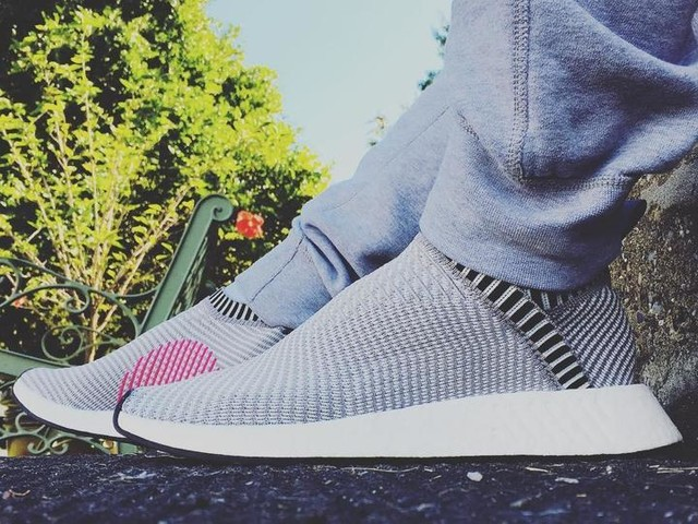 My city sock ☁️☁️☁️☁️☁️ #adidas #boost #boostislife #citysock2 #kickinainteasy #kicksoftheday #3stripesstyle  #boostnation #kicksaremydrugofchoice