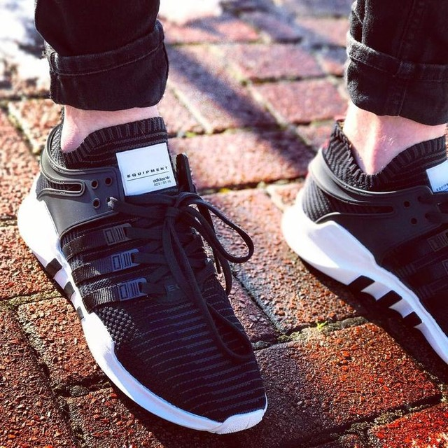 Adidas EQT Support ADV Black/Pink Men