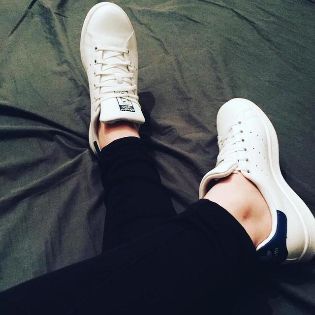 Essentials #essentials #stansmith #adidas #lovemyshoes #shoes