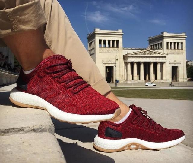 "adidas Pure Boost ""Burgundy"" 2017  #womft #benstah #boostVIBES #adidas #hypefeet #snobshots #hskicks #nicekicks #igsneakercommunity #hypefeet #boostislife #Boostheaven #boosthaven #sneakersmag #3stripesstyle #kotd #kicks0l0gy #noairneeded #Onfeet #pureboost #praisemag #gumsole #instakicks #agameoftones #instakicks #klekttakeover #therealblacklist #kickstagram #originals_only  #sneakersmag #snkrhds #therealblacklist #adidaspureboost #epsilonmagazine"