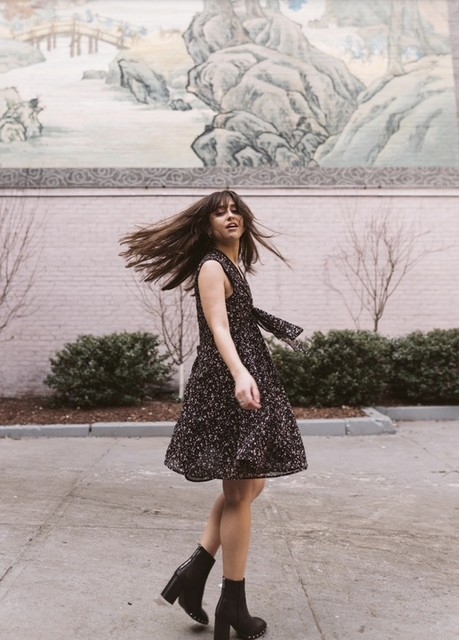 Samantha Romero  - Jayda Pepper Dress