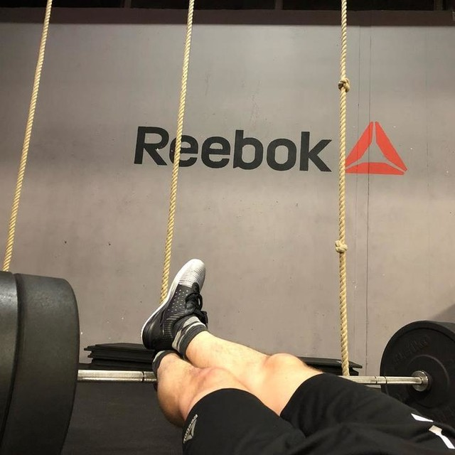 Jelly legs after the WOD... #crossfit #crossfitf2 #crossfitf2munich #wod #reebok #exhausted #munich #getfit #getfitordietrying