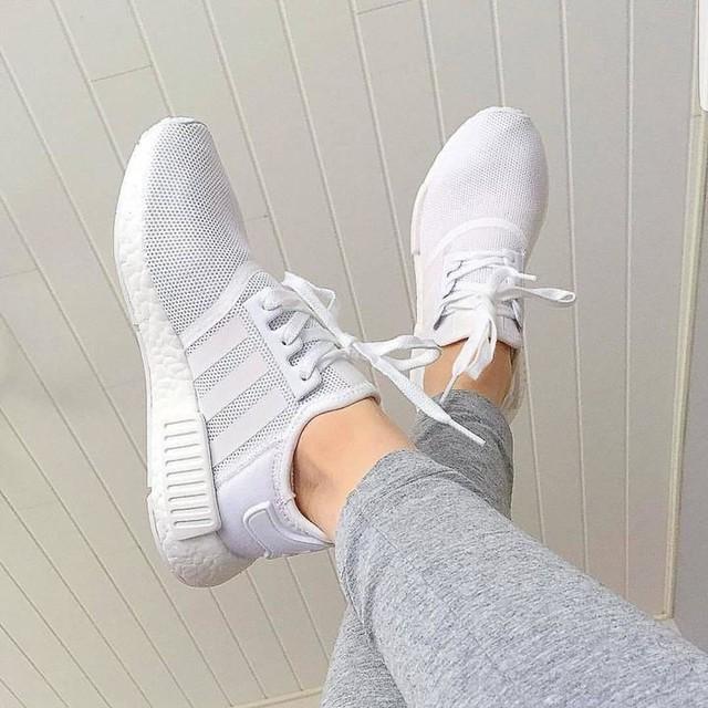 #beauty #blogger #nmd #adidas #white