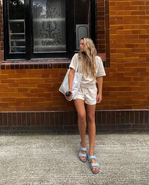 nicola_du_nix - Lila Sweat Shorts