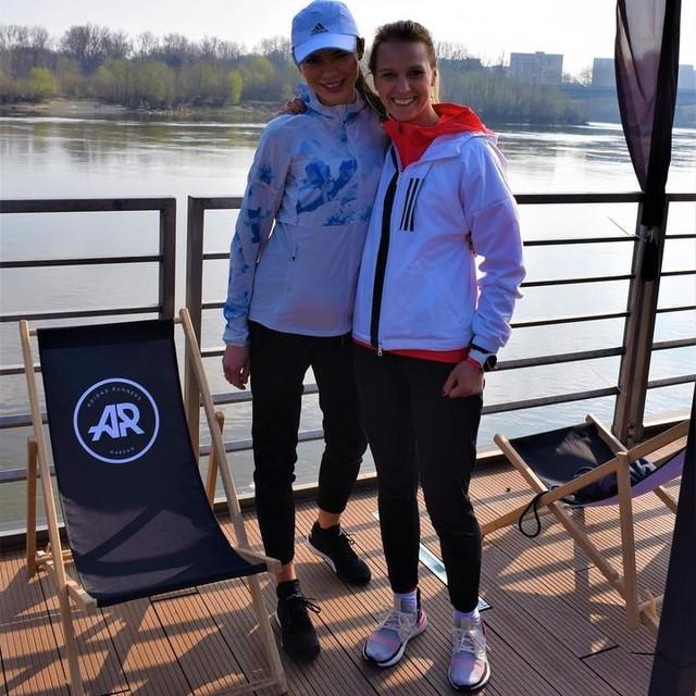 Droga do sukcesu, pasja, osiągnięcia i plany na przyszłość 💪 siła kobiet 🏃♀️🏃♀️ #strongwomen #adidasrunnerswarsaw #adidasrunners #running #race #friends