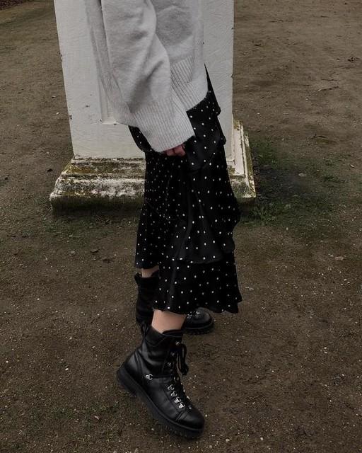 janastylediary_ - Franka Leather Boots
