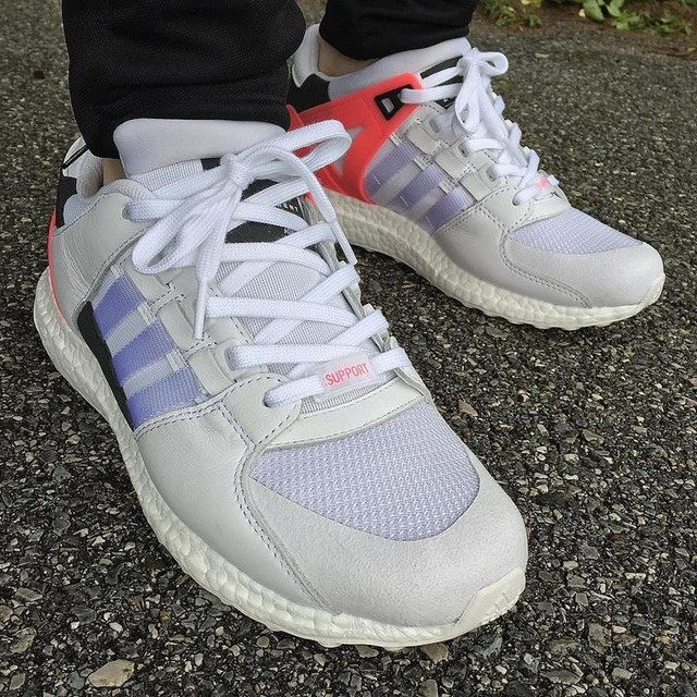 Why are y'all sleeping on this model?! 🤔😴 . . . . . . adidas EQT Support Ultra