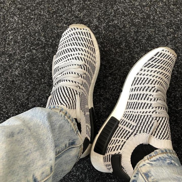 New NMD's @adidas ✌🏿 #adidas #nmdr1 #streetstyle