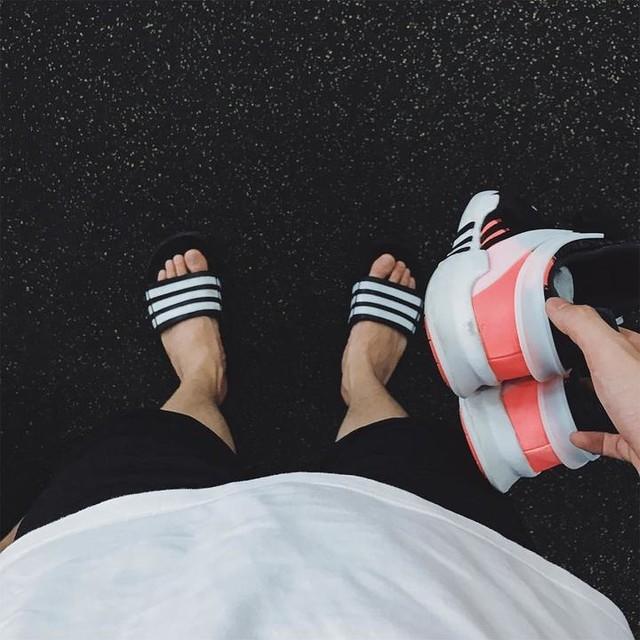 #3stripesstyle #adidas #eqt #hnbmg #ootd #vsco #vscocam #instagood #instadaily #instagram #instalikes #like4like #followme #summer #vibes