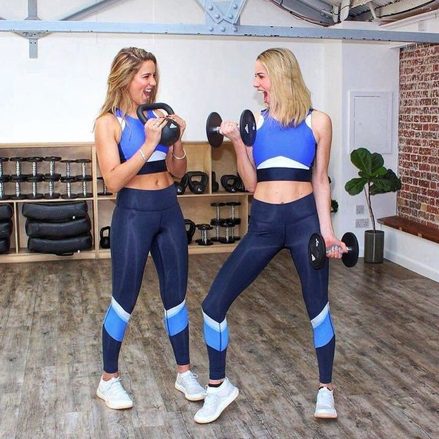Happy Friday!!!! We've just finished filming our latest YouTube video focusing on lower body! We can't wait to share it with you. If you don't follow us on YouTube subscribe to the link in our bio 👆 #soulsistermethod #happyfridayeveryone . . . #personaltrainers #lowerbodyworkout #fitnessfun
