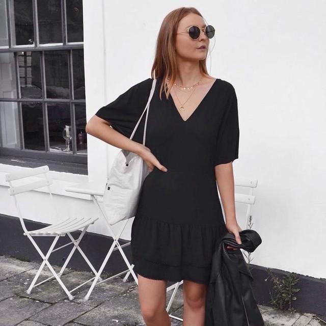 Olivia - Marley Kleid