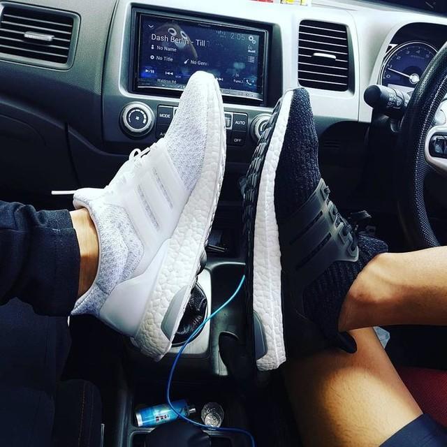 Boost. #ultraboost#adidas#boostvibes