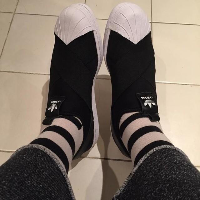 Adidas Superstars Slip On