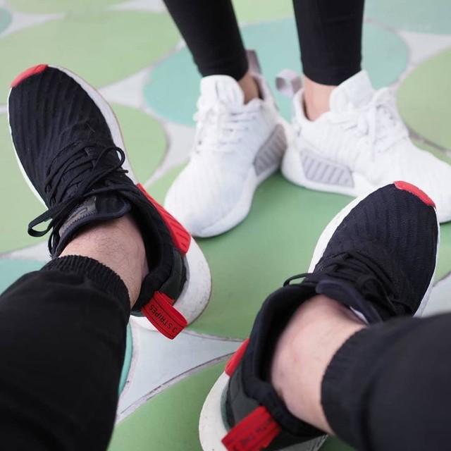 Couple kick today #adidas #nmd #r2 #adidasoriginal #nmdr2 #sneaker #kicktoday #walk