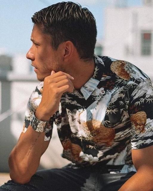 mame0712mame - Sumatra Hawaiian Shirt