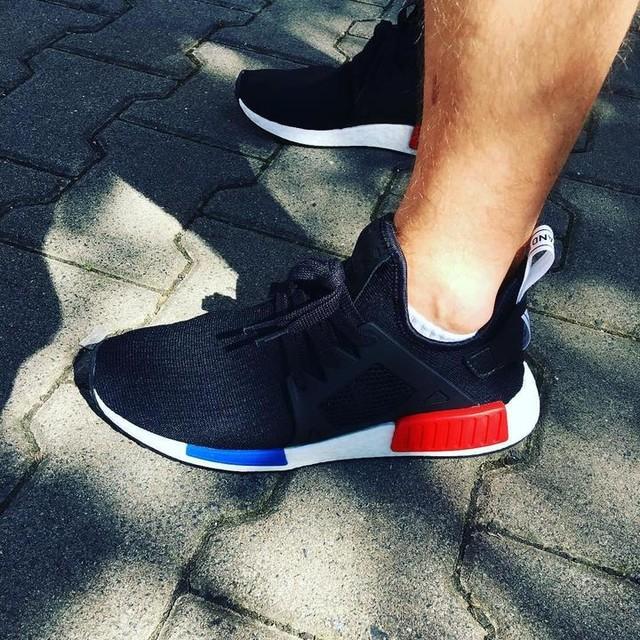 Love these @adidasoriginals #adidas #nomads #nmd #sneaker #sneakerhead #maximumcomfort #summer