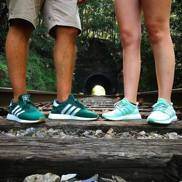 @adidas boost for life